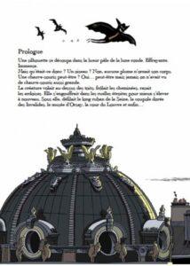 Sacré-Coeur et le vampire de la Tour Eiffel