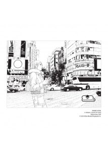 Mangapolis : La ville japonaise contemporaine dans le manga (livre épuisé-port compris)