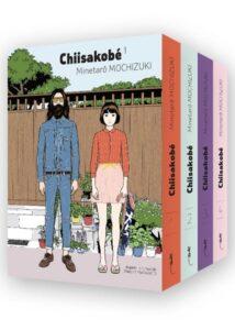 Pack intégrale Chiisakobé + sérigraphie offerte