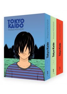 Pack Tokyo Kaido + marque page