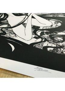 Ryuko / sérigraphie