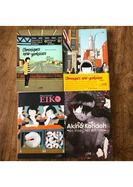Pack Akino Kondoh OCCASION