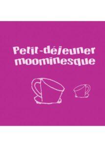 Le livre de cuisine des Moomins