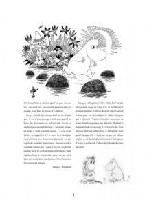 Tove et Lars Jansson, une vie avec les Moomins : l'historique de la bande dessinée Moomin