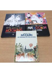 Initiation Moomin / PORT OFFERT