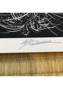 Yin Yang / sérigraphie