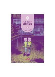"""Pack intégrale """"Je Suis Shingo"""" + Marque page Shingo et sérigraphie UMEZU"""